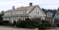 31 North Main Street - the village of Stonington, Maine